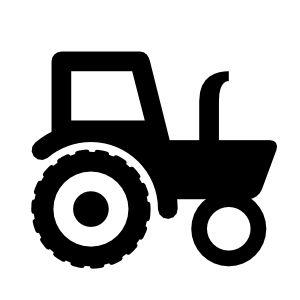 Maquinaria, tractores