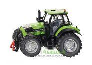 Tractor de juguete SIKU Miniatura tractor DEUTZ-FAHR Agrotron 7230 TTV escala 1:32