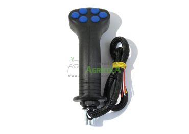 Empuñadura Ergonómica con 6 Pulsadores eléctricos + Pulsador de Seguridad