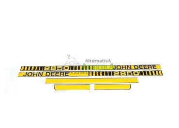 Juego de Pegatinas John Deere 2850