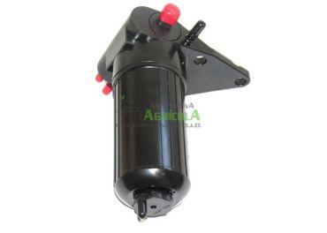 Bomba gasoil eléctrica con soporte y filtro