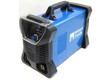 Máquina soldar Inverter 200AH con placa impresa reforzada