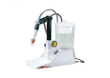 Llenadora neumática aceite