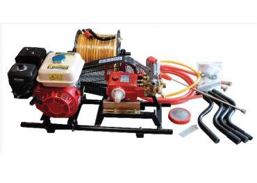Equipo de fumigacion con motor gasolina