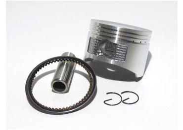 Pistón completo S/M +0,25mm OHV-MT-200 HONDA