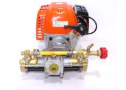 Motor gasolina 4 tiempos 33,5 cc con bomba de fumigar