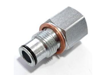 """Racor carry over continuidad presión distribuidor hidrálulico 3/8"""""""