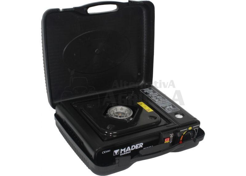 Hornillo de gas portatil para calentar comida r pidamente for Hornillo electrico portatil