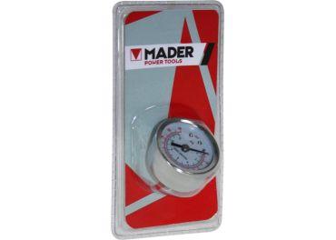Manómetro regulador aire