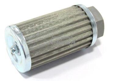 """Filtro hidráulico malla 25 litros/min con soporte rosca de 1"""""""