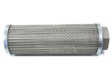 """Filtro hidráulico malla 180 litros/min con soporte rosca de 1"""" 1/2"""