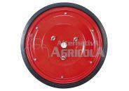 Juego ruedas transporte para fresas 400 mm