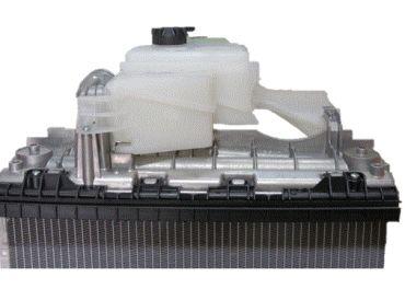 Radiador agua tractor John Deere S/6000-7000