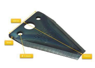 Paquete 25 cuchillas Segadora BCS Europa