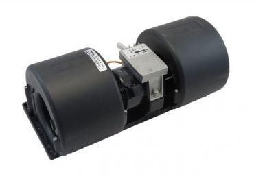 Electroventilador aire SPAL centrífugo 12v 2 ejes