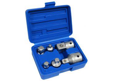 Juego adaptadores para llaves de vaso