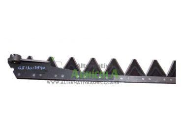 Sierra segadora gaspardo FBR 28 cuchillas