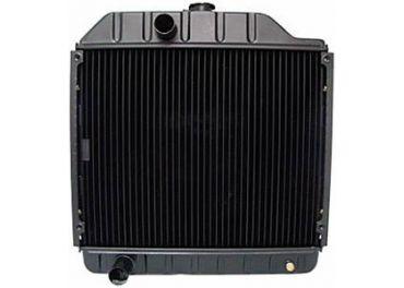 Radiador John Deere series 5005, 5010 y 5020 Sin Cabina (varios modelos)