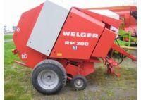 Rotoempacadora Welger
