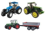 Juguetes tractores ESCALA 1:16