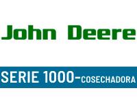 Serie 1000 - Cosechadora