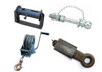 Enganches y accesorios