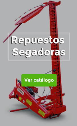 repuestos segadoras alternativa agrícola